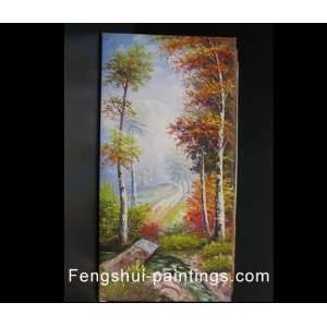 Landscape Painting, Landscape Paintings, Oil Painting On