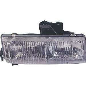 HEADLIGHT chevy chevrolet EXPRESS VAN 96 02 gmc SAVANA