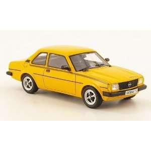 Opel Ascona B 2.0 J, 1980, Model Car, Ready made, Neo Scale Models 1