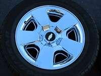 Silverado Tahoe Factory 20 Wheels Tires OEM Rims Avalanche Suburban