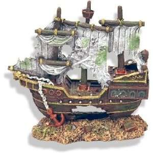 Sunken Pirate Shipwreck: Pet Supplies
