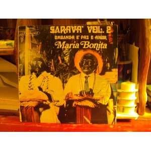 Sarava VOL. 2 Umbanda E Paz E Amor [Brazil, Voodoo