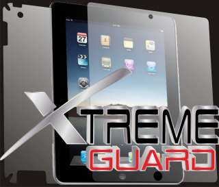 Apple iPad 2 3G FULL BODY Clear Screen Protector Case