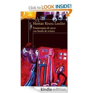 Fatamorgana de amor con banda de música (Spanish Edition) Hernán