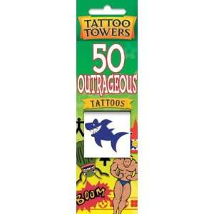 Outrageous Tattoos (Tattoo Towers) (9781842296967): Books