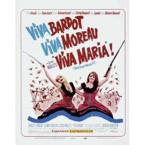 ! Poster Movie 11 x 17 Inches   28cm x 44cm Brigitte Bardot Jeanne