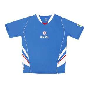 Cruz Azul Kids Jersey (Medium): Sports & Outdoors