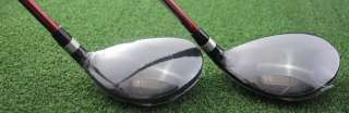 Ping Golf Clubs G15 Fairway 3 AND 5 Wood SET (15.5º & 18.5º) Regular