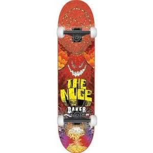 Baker Nguyen Super Jack Complete Skateboard   8.2 w