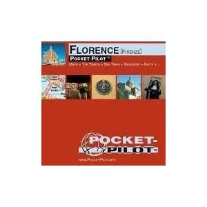 Florence, Italy Pocket Pilot Map Everything Else
