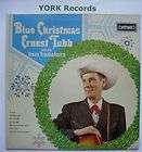 Ernest Tubb White Christmas Blue Christmas DECCA 45