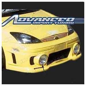 Ford Focus EVO Style Front Bumper Automotive