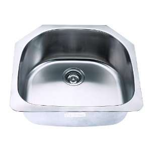 Undermount Single Bowl Kitchen/Bar Sink Home Improvement