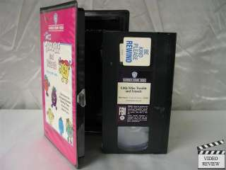 Little Miss Trouble and Friends VHS featuring Mr. Men 085393409838