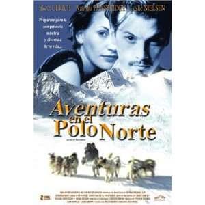 Aventuras en el Polo Norte (Kevin of the North) [NTSC