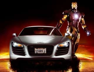 2008 Hot Wheels # 03 Audi R8