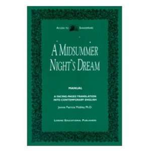 Lorenz Corporation 90 1050LE Midsummer Nights Dream Manual