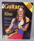 August 1971 Guitar Player Magazine Terry Kath