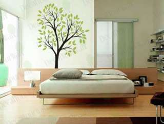 Large Tree Removable Wall Decal Vinyl Sticker Decor 76