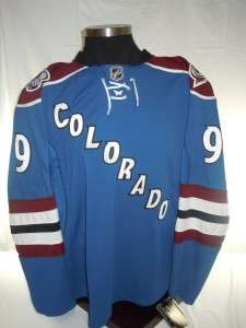 162e57f1e Matt Duchene Colorado Avalanche Authentic Game Style Reebok Jersey ...