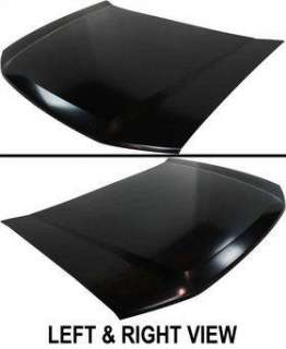 New Hood Primered Chevy 12478013 Chevrolet Trailblazer 2007 2006 2005