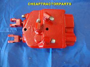 CASE INTERNATIONAL TRACTOR POWER BRAKE VALVE ASSEMBLY 766 966 1066
