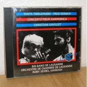 Big Band De Lausanne Orchestre De chambre De Lausanne (Concerto Pour