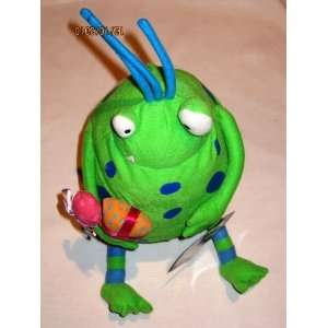 (Not So) Scary Monsters Plush   Malcolm the Big Hearted Monster
