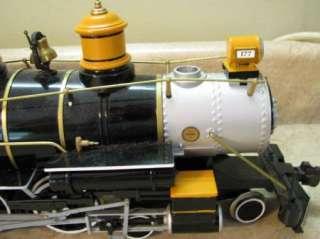 BACHMANN #177 Steam Engine & Tender Car TRAIN G SCALE