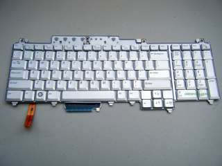 GENUINE Dell Inspiron XPS M1730 Backlit US Keyboard P/N PM318