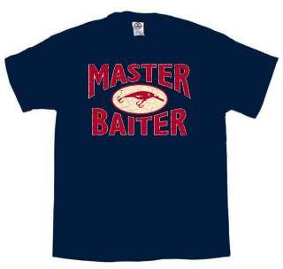 Fishing T shirt Master Baiter Hook Lure