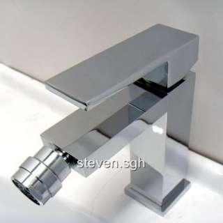 Single lever Bathroom Bidet Faucet / Mixer Tap 0164