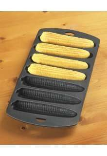 Pre Seasoned Cast Iron Corn Bread Stick Baking Pan NEW