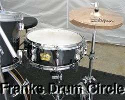 Black Drum Set Zildjian Cymbals, Hardware Kit, Throne & Cases