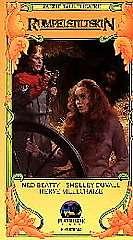 Faerie Tale Theatre   Rumpelstiltskin VHS, 1990