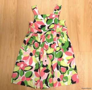 Gymboree Palm Beach Paradise Dress 3 4 5 6 7 8 9 Years You Choose Sze