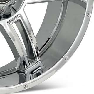 American Racing AR890 Chrome Plated