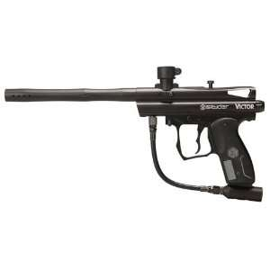 Semi Auto Paintball Gun Marker   Diamond Black Sports & Outdoors