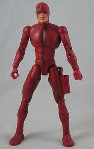 MARVEL LEGENDS NEMESIS SERIES RED DAREDEVIL FIGURE