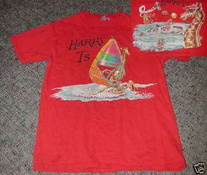 Vintage Harry Ts Destin Yacht Club FL T Shirt Small S