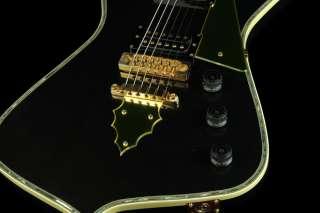 PS 10 LTD Paul Stanley Electric Guitar Black Pearl Metal Flake