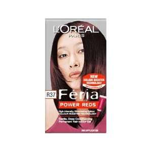 Loreal Feria #r37 Blowout Burgndy Size KIT Beauty