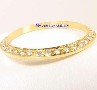18K SOLID Y GOLD DIAMOND BEZEL FOR LADIES ROLEX WATCH