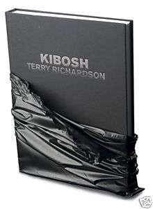 KIBOSH, by Terry Richardson, LTD Ed with SIGNED PRINT