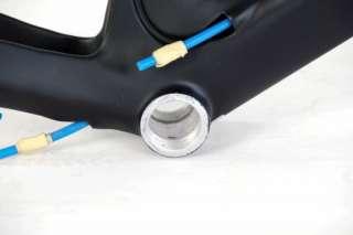 Time Trial TT Road Bike Triathlon Carbon Frame 56cm L