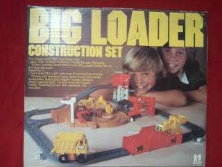 Vintage TOMY 5001 BIG LOADER Construction Set 1977 HTF