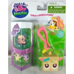 Littlest Pet Shop LPS Teensies Playground Toys & Games