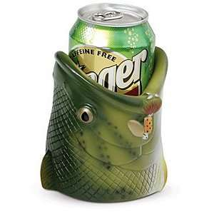 Fathers Day Gifts Bass Can Cooler
