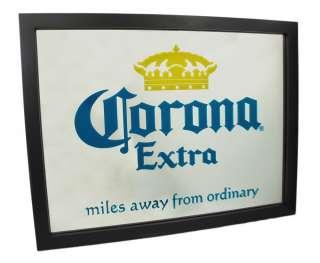 Corona Extra 26` X 20` Bar Mirror Cerveza