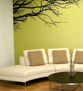 Tree Top Branches Mural Wall Art Decoration Vinyl Decal